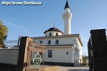 """Мечеть """"Кебир-Джами"""""""