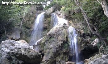 """Водопад """"Су-Учхан"""""""