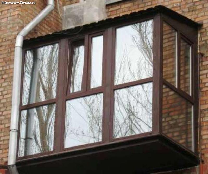 Балконы от производителя.