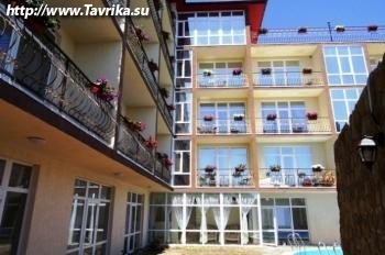 """Отель """"Лаванда"""" (Баранова, 6А)"""