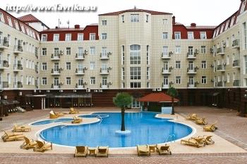 """Отель """"Украина Палас"""""""