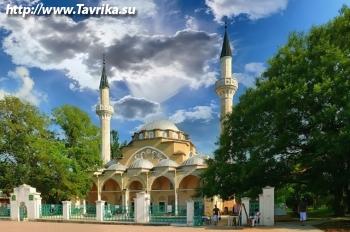 "Мечеть ""Хан-Джами"""