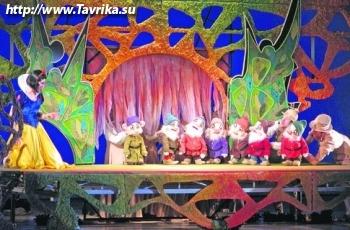 """Театр-студия кукол """"Марионетки"""""""