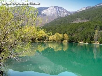 """Озеро """"Бирюзовое"""""""