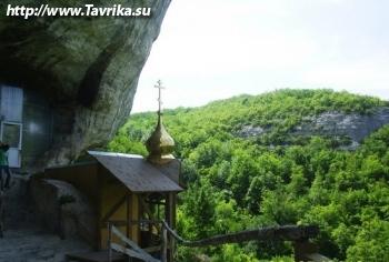 "Пещерный монастырь ""Челтер Коба"""