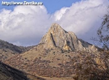 """Гора """"Бака-Таш"""" (Гора Лягушка)"""